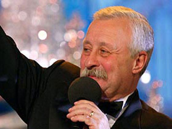 In the photo: Leonid Yakubovich
