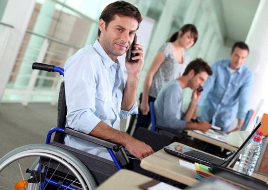 В Омске выделено 8 миллионов для оснащения рабочих мест инвалидов