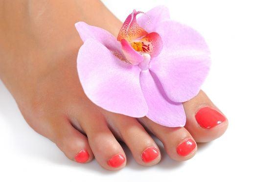 Природная свежесть и чистота обеспечены при применении специальных носочков