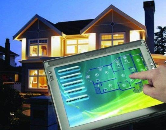 Система smart home позволяет улучшить качество жизни в доме