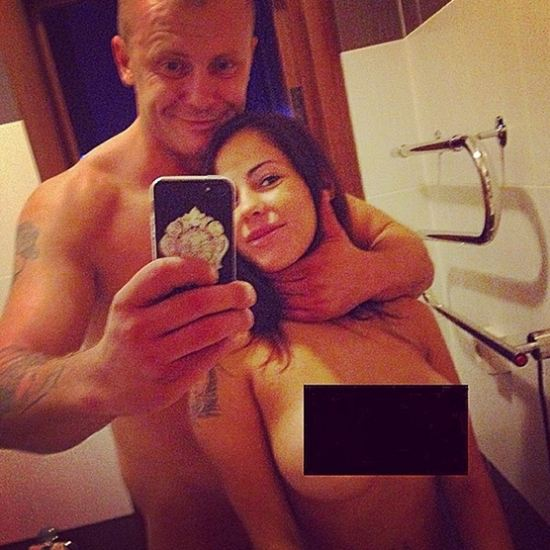 29-летняя Беркова и ее 40-летний избранник Стоянов