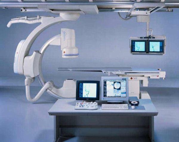 Angiograph
