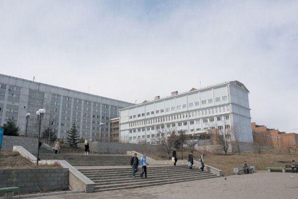 Irkutsk Regional Clinical Hospital