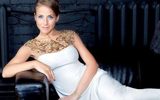 Юлия Барановская будет вести телешоу на Первом канале