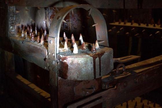 «Железная дева» - еще одно орудие инквизиции