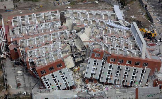 Последствия Великого чилийского землетрясения