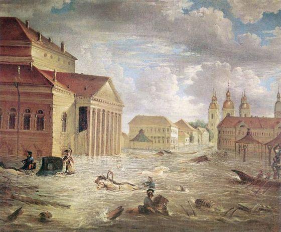 Наводнение Бурхарди рекордное по количеству жертв