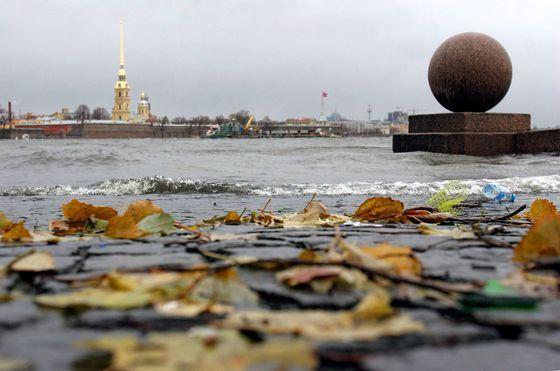 История Санкт-Петербурга насчитывает десятки крупных наводнений