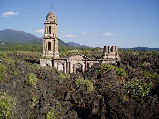 Привидения живут в колокольне на итальянском острове Повелья