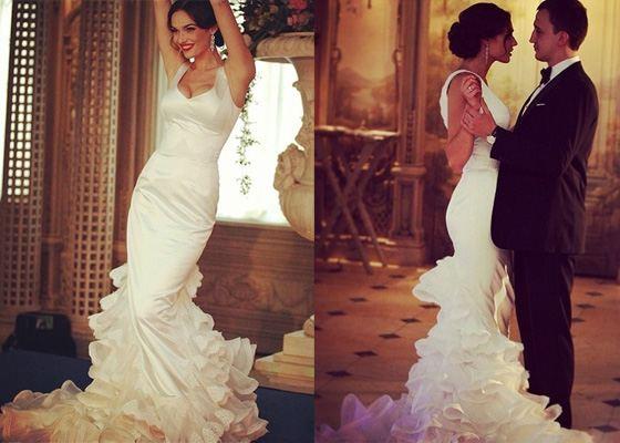Wedding of Alena Vodonaevoy