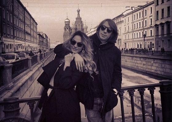 Alena Vodonaeva and Yuri Ande