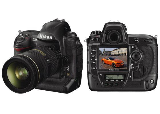 Дорогой фотоаппарат от Nikon