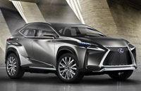 Lexus NX ������ ������������ ����� � �������������� �������� ���������