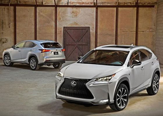 Lexus NX вносит значительный вклад в восстановление японской экономики