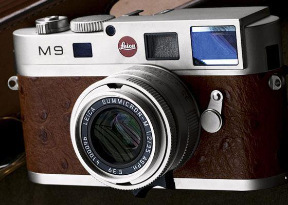 Один из самых дорогих фотоаппаратов от Leica
