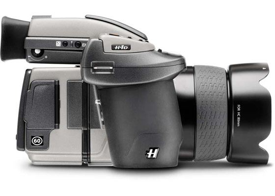 The most expensive professional camera - Hasselblad H4D-60