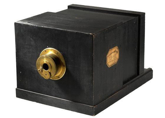 Самый дорогой старинный фотоаппарат