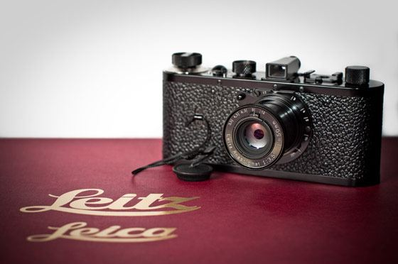 The most expensive camera from Leica