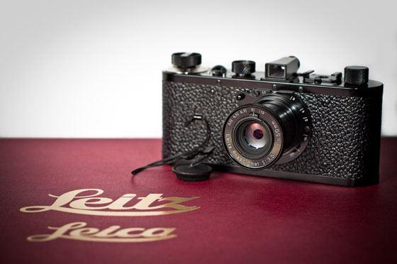 Самый дорогой фотоаппарат от Leica