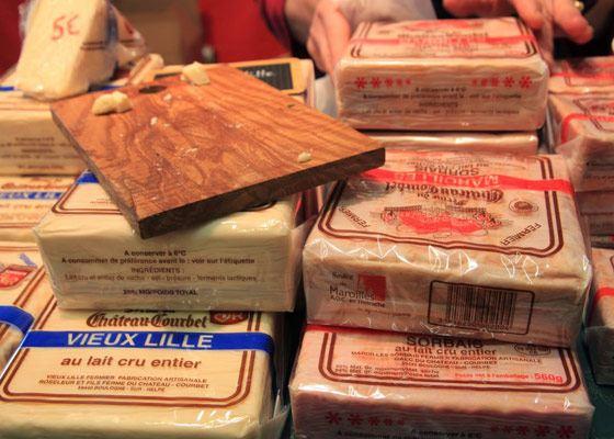 Самый едкий сыр в мире