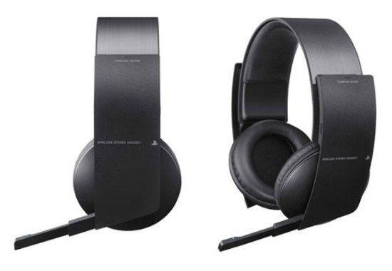 Sony представила новую аудиогарнитуру