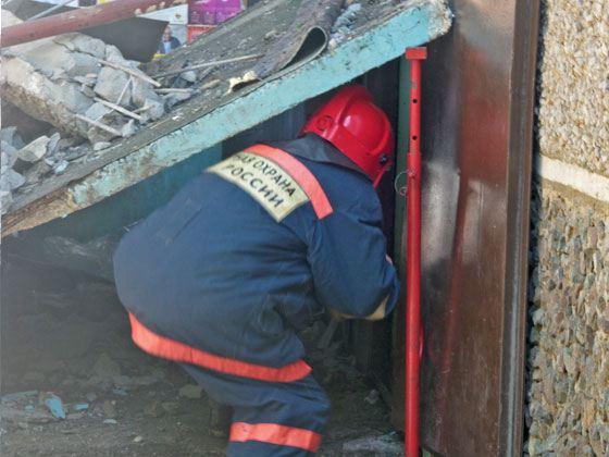 По предварительной информации, причиной взрыва стала неисправность нагревательного оборудования