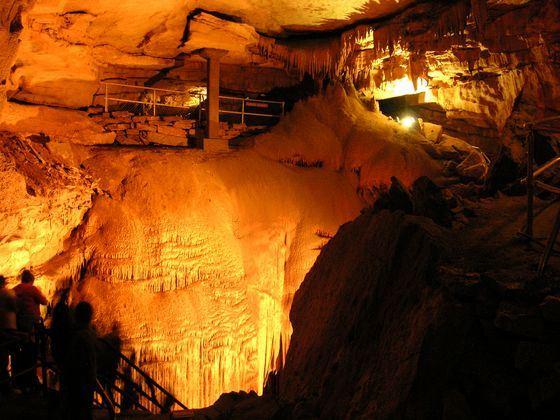 Мамонтова пещера знаменита не благодаря вымершим животным