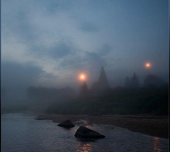 Необычные огни Святого Эльма раньше наблюдали в море, а теперь еще и в небе