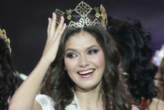 Корона победительницы досталась 22-летней Анжелике Помитун
