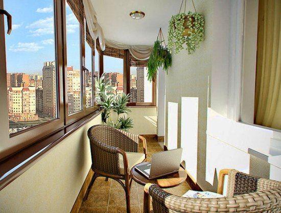Остекление балкона или лоджии повышает комфортность проживания
