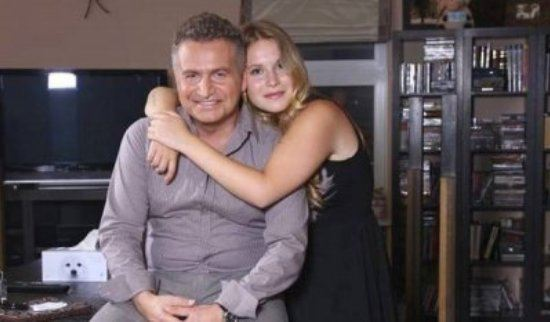 Леонид Агутин со старшей дочерью Полиной