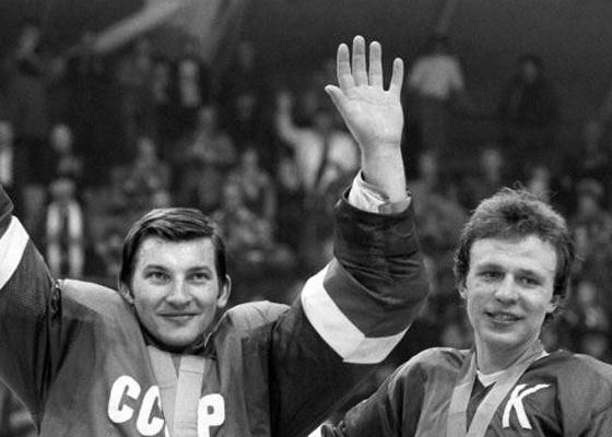 У Фетисова есть решение проблем российского хоккея и без Третьяка