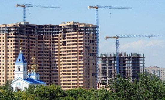 Ввод жилья в Ростовской области вырос на 23 процента