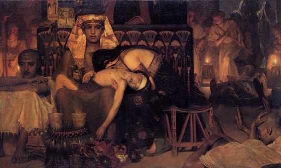 В древнем Египте придумывали очень изощренные казни