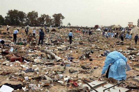 При столкновении двух самолетов над Индией выживших не было