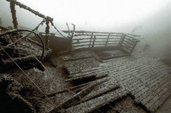 Катастрофа с лайнером «Вильгельм Густлофф» произошла во время Второй мировой войны