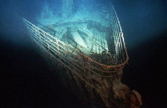 Крушение Титаника стало самой известной катастрофой на воде
