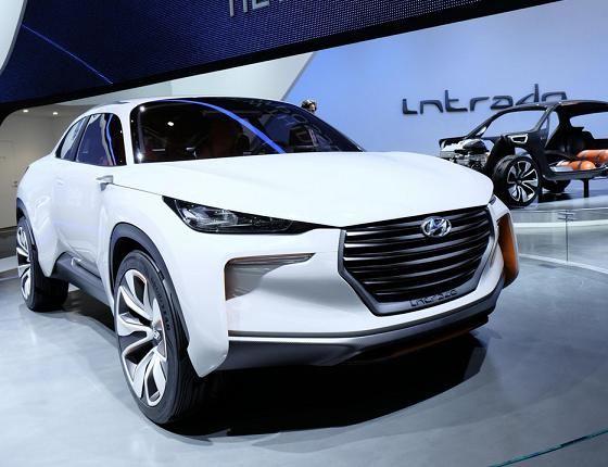 Концепт Hyundai на водороде