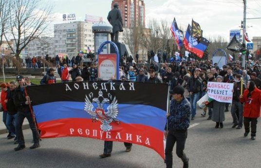 Киев: Закон об особом статусе части Донбасса, возможно, будет отменен раньше срока