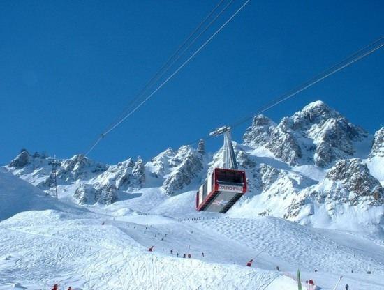 Французские Альпы – прекрасное место для отдыха