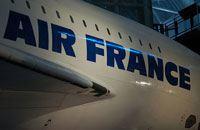 70 ��������� ������ Air France � ������ ���� �������� ��-�� ���������� �������