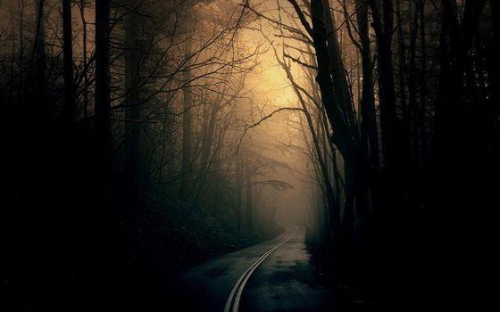 Страшный «Чёрный туман» иногда опускается на Лондон