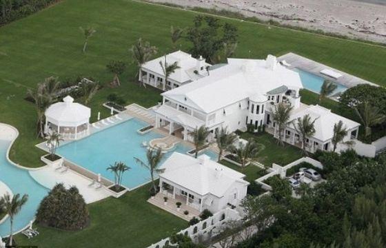 Красивый дом Селин Дион был выставлен на продажу