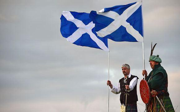 Результаты экзит-поллов: 53 процента шотландских избирателей не хотят независимости