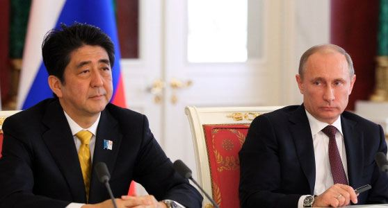 Япония отсрочила введение новых санкций против России