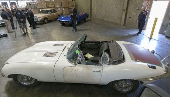 Цена Jaguar XK-E 1967 года выпуска поднимется приблизительно до $100 тысяч