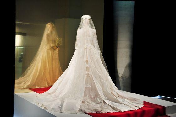 Свадебное платье принцессы Грейс Келли эталон свадебной моды