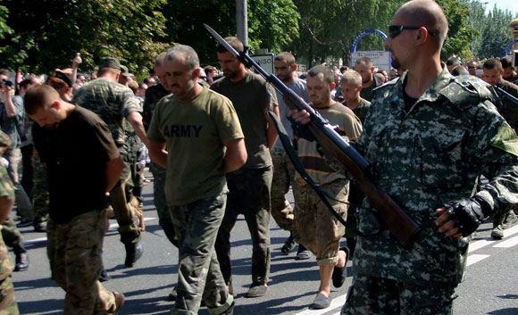 ДНР и Киев должны обменяться пленными