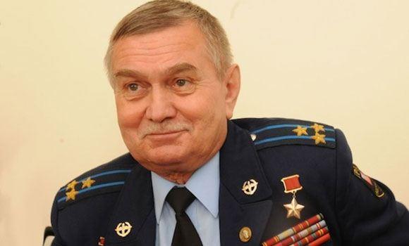 В возрасте 72 лет ушел из жизни летчик-космонавт Анатолий Березовой