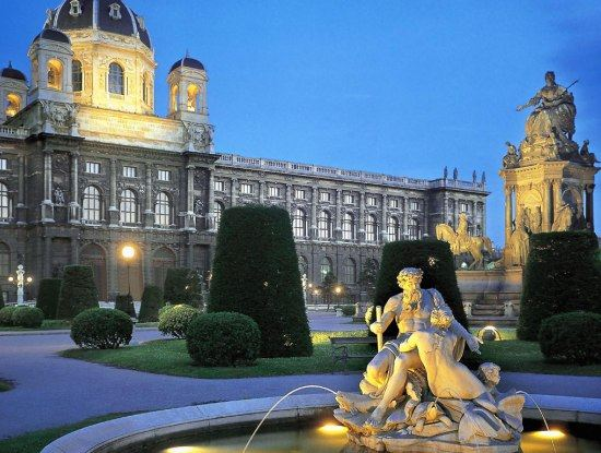 Вена – уникальный и удивительный город